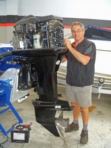 Service old and new outboard motors nz