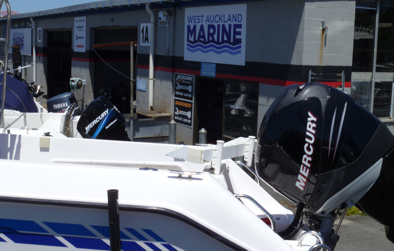 West auckland marine servicing new and second hand for Second hand motors in garland tx